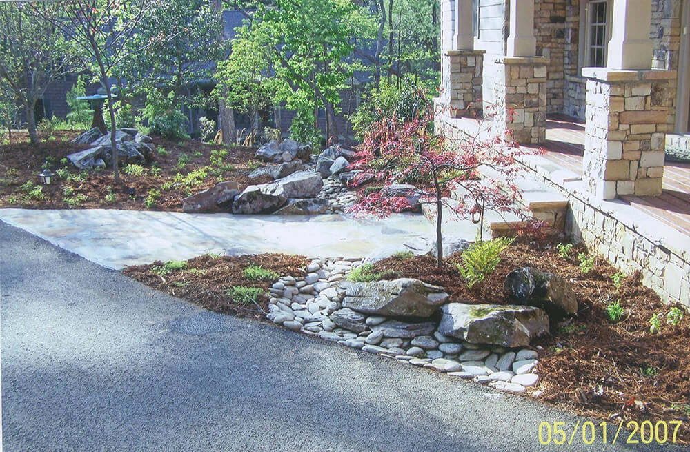 Designing your perfect landscape canton landscape design for Garden design questions
