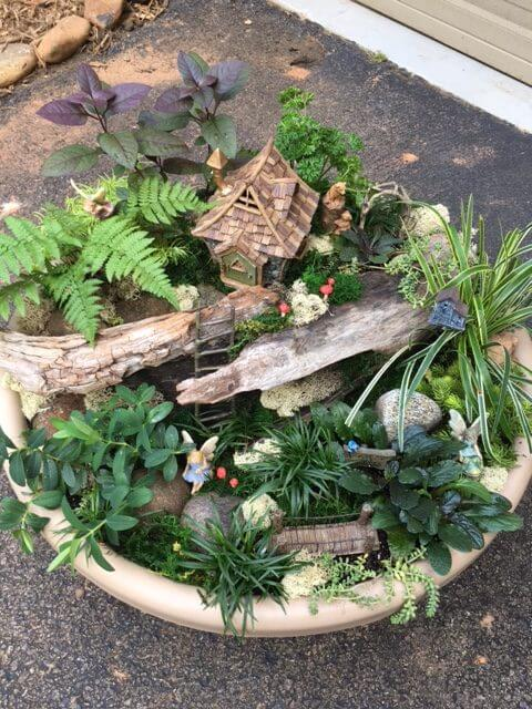 Creative Mother S Day Gifts Fairy Gardens